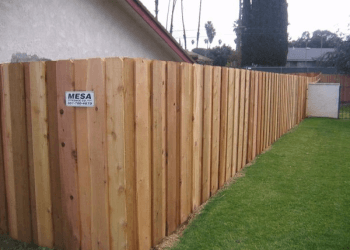 Moreno Valley fencing contractor Mesa Fence Co. Inc.