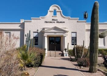 Mesa landmark Mesa Historical Museum