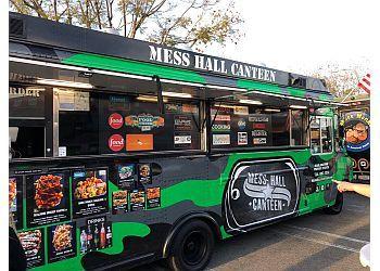 Garden Grove food truck Mess Hall Canteen