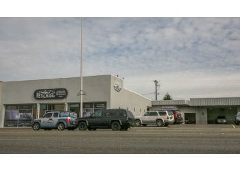Tacoma auto body shop Metal Magic