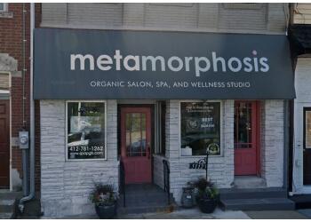 Pittsburgh spa Metamorphosis Salon & Day Spa