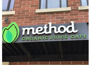 Spokane juice bar Method Juice Cafe
