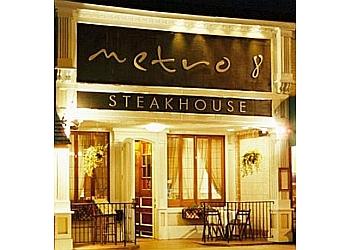 Durham steak house Metro 8 Steakhouse