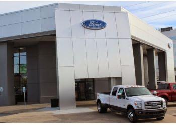 Oklahoma City car dealership Metro Ford of OKC