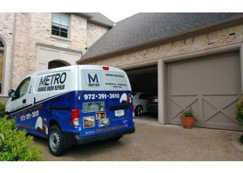 Dallas garage door repair Metro Garage Door Repair