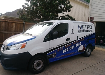 Plano garage door repair Metro Garage Door Repair