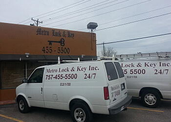 Norfolk locksmith Metro Lock & Key