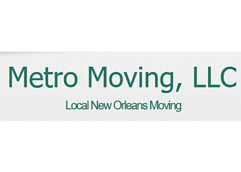 New Orleans moving company Metro Moving, LLC.