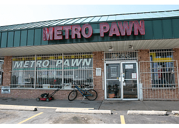 St Louis pawn shop Metro Pawn