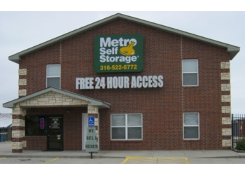 Wichita storage unit Metro Self Storage