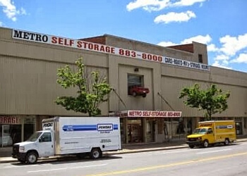 Buffalo storage unit Metro Self Storage Center