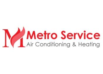 Garland hvac service Metro Service