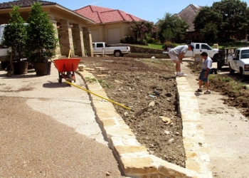 Irving landscaping company MetroTex Landscape Management