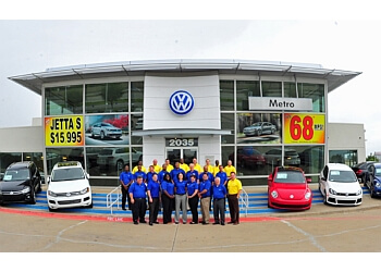 Irving car dealership Metro Volkswagen