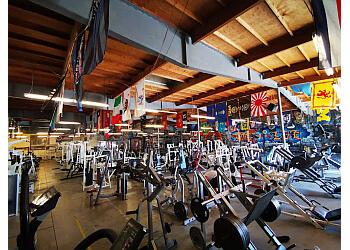 Long Beach gym Metroflex Gym
