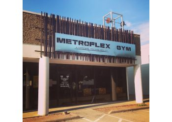 Plano gym Metroflex Gym