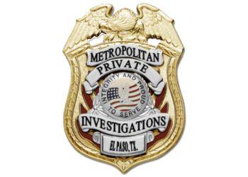 El Paso private investigators  Metropolitan Private Investigations