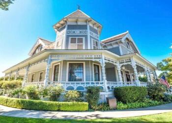Fresno landmark Meux Home Museum