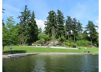Bellevue public park Meydenbauer Beach Park