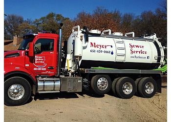 St Paul septic tank service Meyer Sewer Service