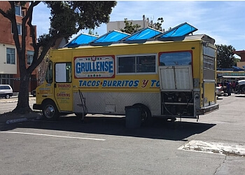 Oakland food truck Mi Grullense Taco Truck