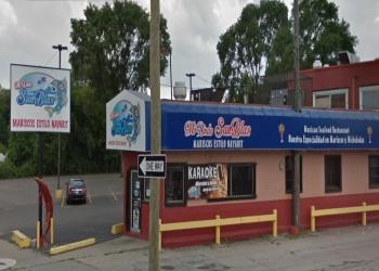Detroit seafood restaurant Mi Lindo San Blas
