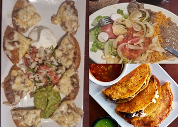 Newark mexican restaurant Mi Pequeño Mexico