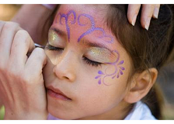 Fontana face painting MiaJoya Face Painting