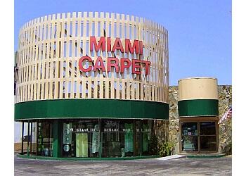 Fort Lauderdale flooring store Miami Carpet & Tile