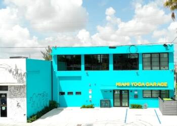 Miami yoga studio Miami Life Center