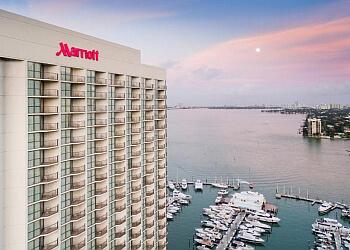 Miami hotel Miami Marriott Biscayne Bay