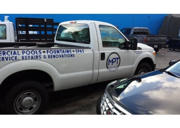 Hialeah pool service MIAMI POOL TECH, INC.