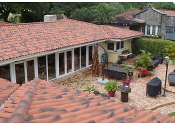 Miami roofing contractor Miami Roof-Tech