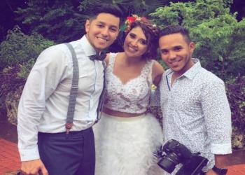 Miami videographer Miami Wedding Cinema