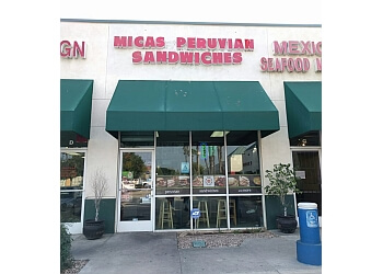 Rancho Cucamonga sandwich shop Mica's Peruvian Sandwiches