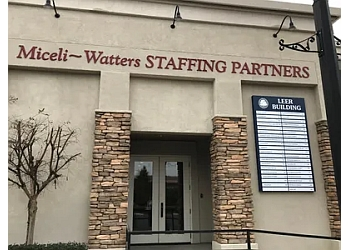 Modesto staffing agency Miceli Watters Staffing Partners