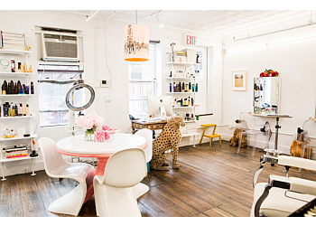 New York beauty salon Michael Angelo's Wonderland Beauty Parlor