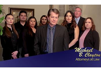 Santa Maria personal injury lawyer Michael B. Clayton and Associates