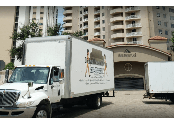 Cape Coral moving company Michael Brown Moving Inc