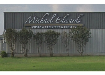 San Antonio custom cabinet Michael Edwards Custom Cabinetry & Closets