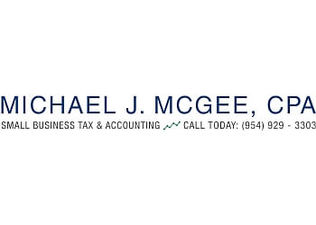 Hollywood accounting firm Michael J. McGee, CPA, PA
