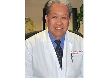Los Angeles cardiologist Michael J. Wong, MD