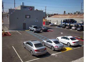 San Jose auto body shop Michael J's Body Shop