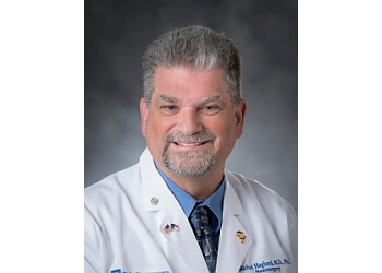 Durham neurosurgeon Michael M. Haglund,  MD, PhD, MEd - Duke Spine Center