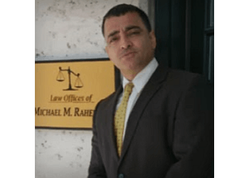 Cape Coral medical malpractice lawyer Michael M. Raheb, P.A.