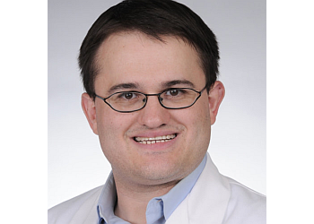 Oklahoma City neurosurgeon Michael Sughrue, MD