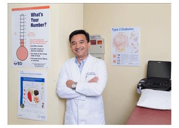 Orange endocrinologist Michael T. Tran, MD, FACP, FACE