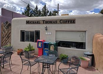 Albuquerque cafe Michael Thomas Coffee