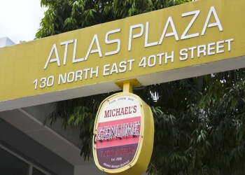 Miami american cuisine Michael's Genuine Food & Drink