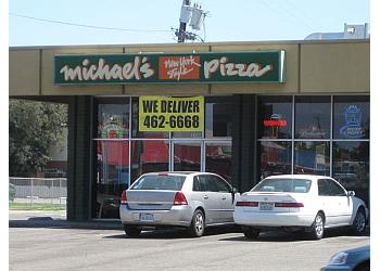 Stockton pizza place Michael's New York Style Pizza